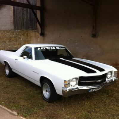 Chevy El Camino 70