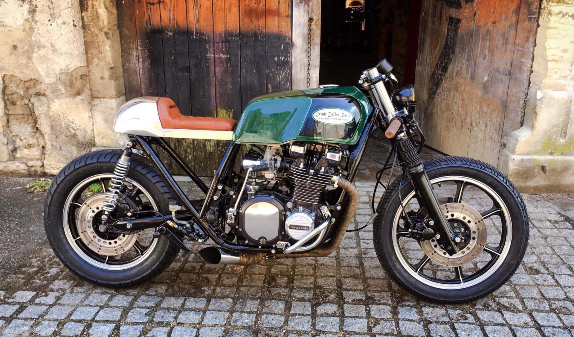 KZ1000 ST 1980
