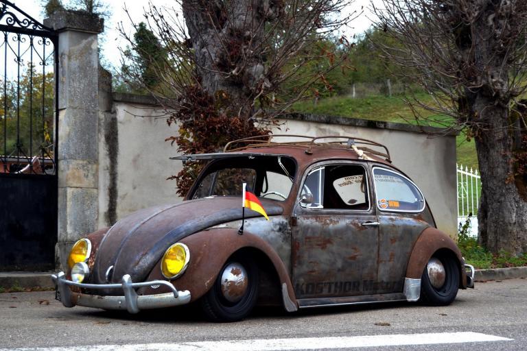 1965 VW cox