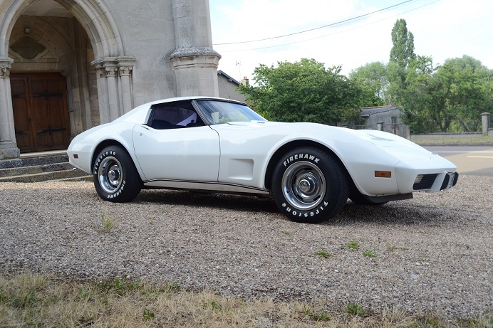 Chevy Corvette 1977