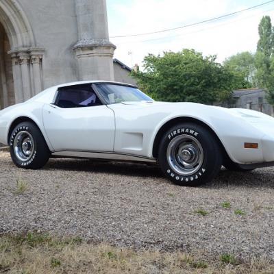 Chevy Corvette 1977