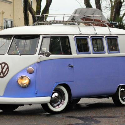 VW Combi split 64