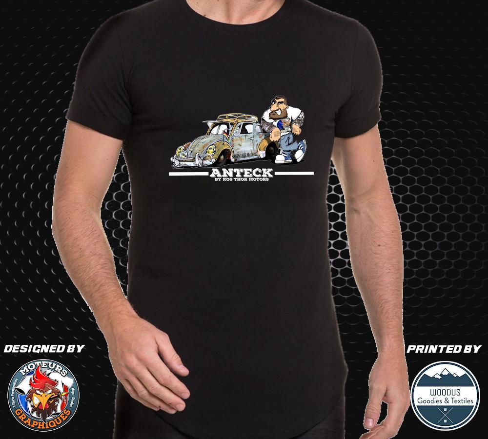 T-shirt Anteck & Yo