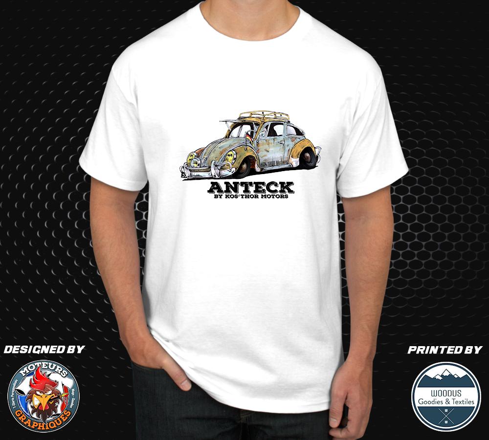 T-shirt Anteck