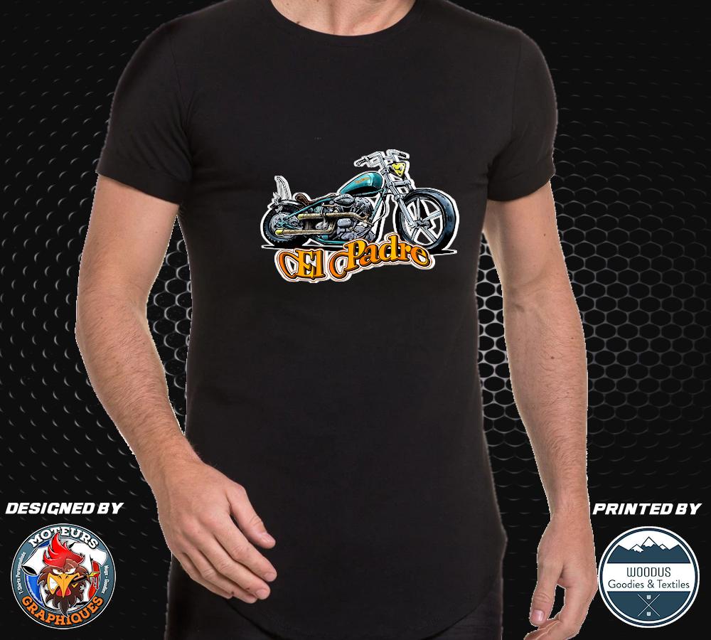 T-shirt El Padre
