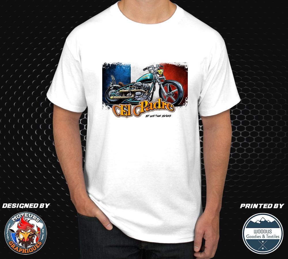El Padre France T-shirt