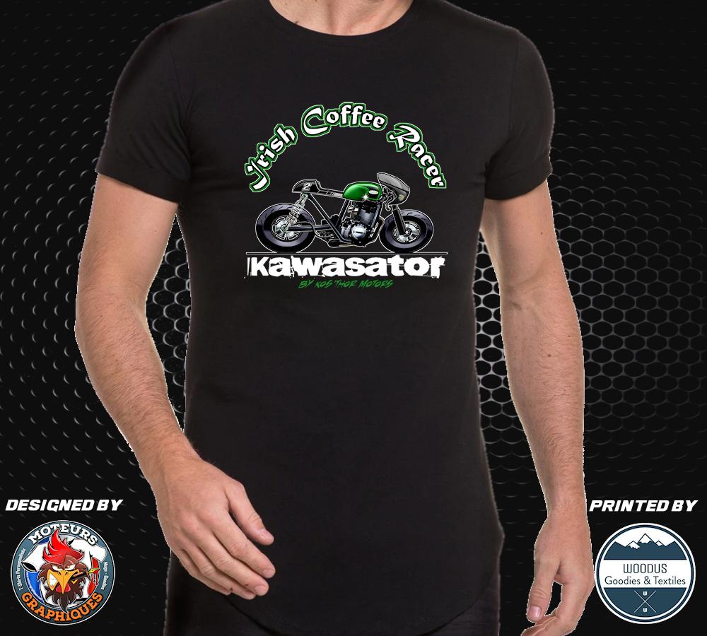 T-shirt Kawasator
