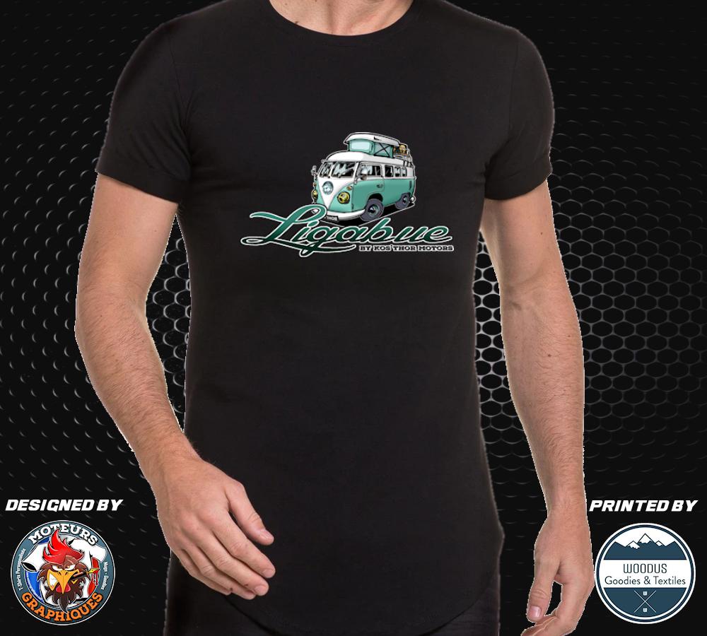 T-shirt Ligabue