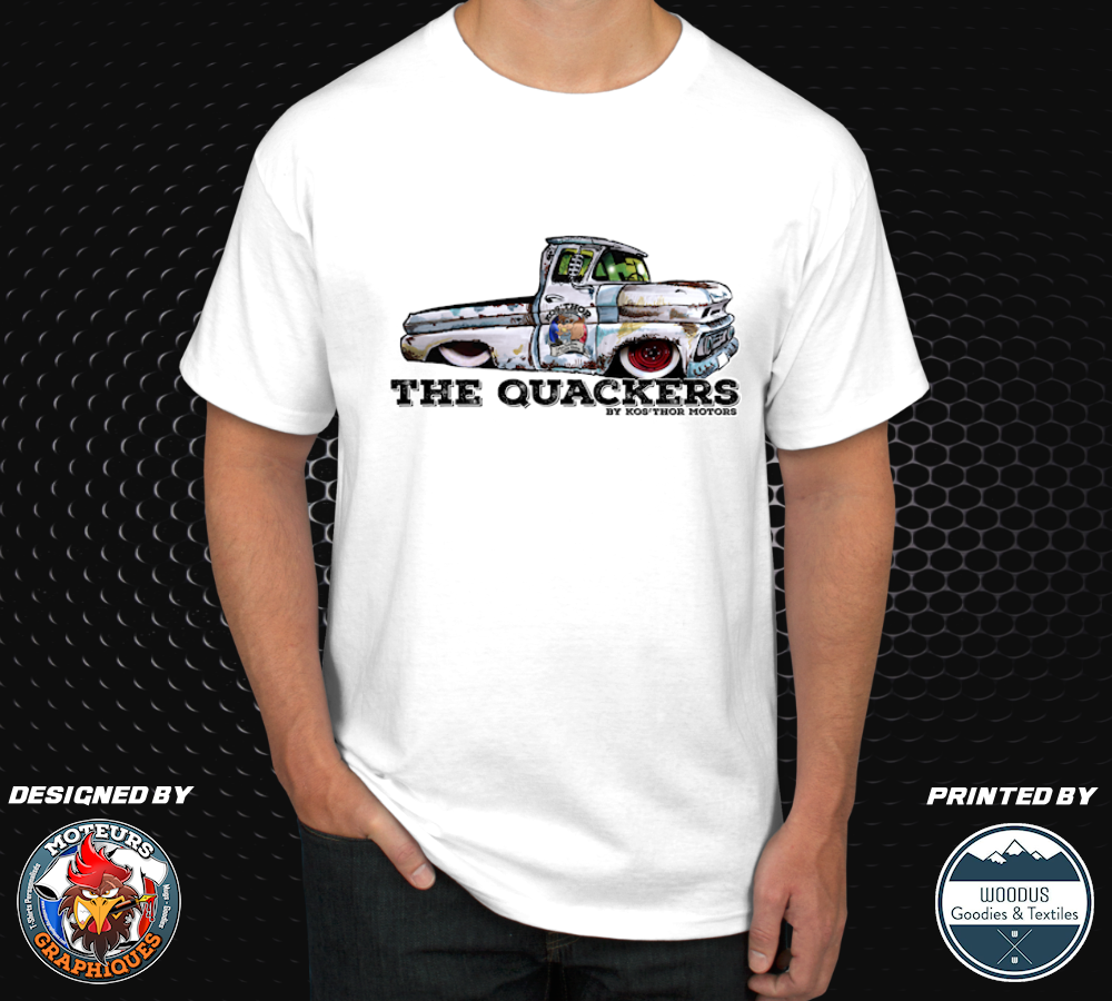 The Quackers T-shirt